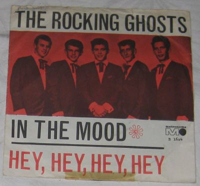 7, Rocking Ghosts, In The Mood