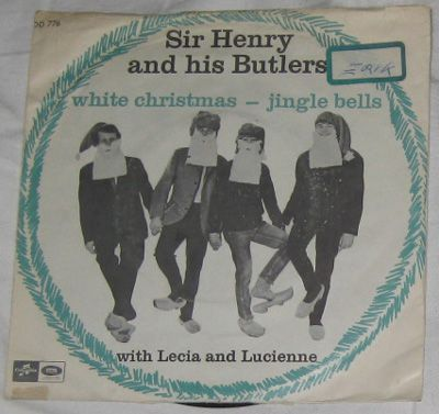 7, Sir Henry & The Butlers With Lecia and Lucienne, White Christmas