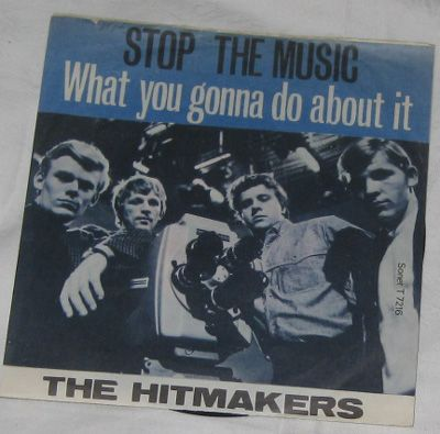 7, Hitmakers, Stop The Music
