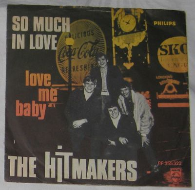 7, Hitmakers, So Much In Love