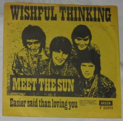 7, Wishful Thinking, Meet The Sun