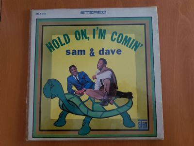 Sam&Dave Hold on, I