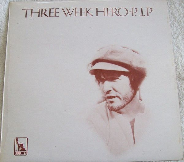 P.J. Proby Three Week Hero
