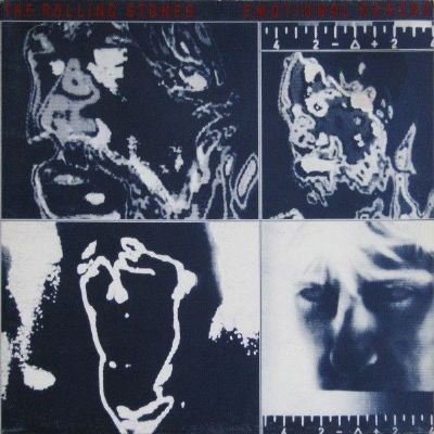 LP, Rolling Stones, Emotional Rescue
