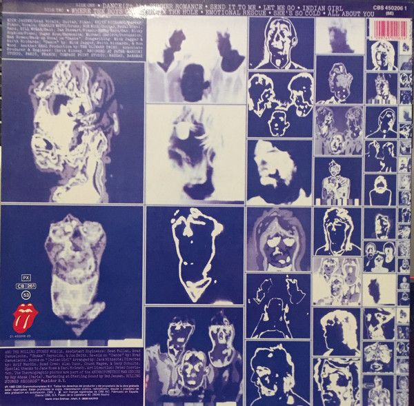 Rolling Stones, Emotional Rescue