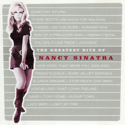 CD, Nancy Sinatra, The Greatest Hits of Nancy Sinatra