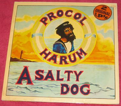 Procol Harum A Salty Dog Intercord 156.300