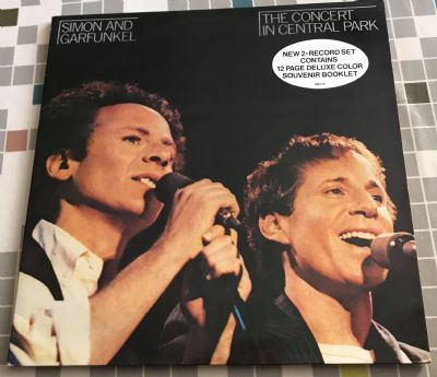 Simon And Garfunkel The Concert In Central Park Geefen Records 88575