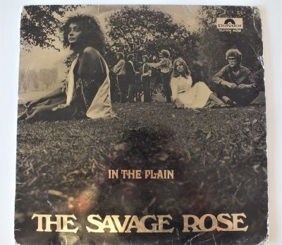 Savage Rose In The Plain