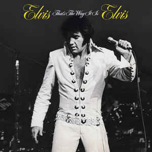 CD, elvis presley, Elvis - That's The Way It Is