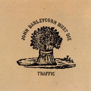 LP, Traffic, John Barleycorn Must Die