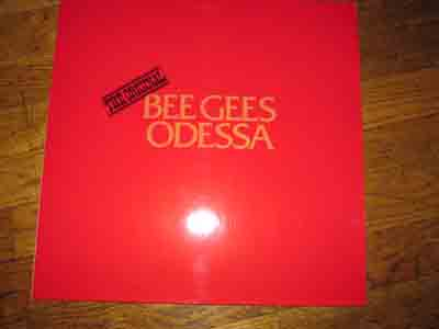 LP, Bee Gees, Odessa