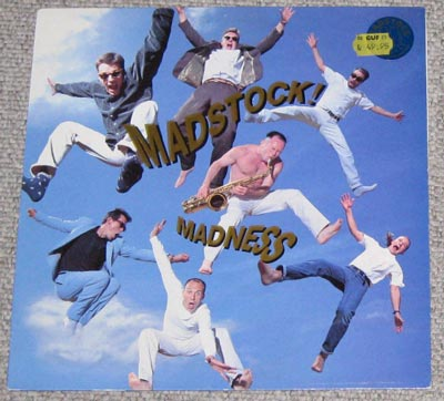 LP, Madness, Madstock!